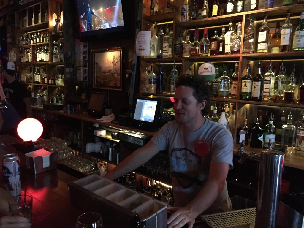Stephen bar