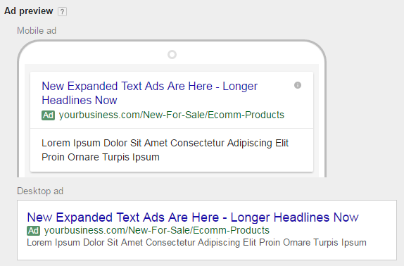expanded text ads 1
