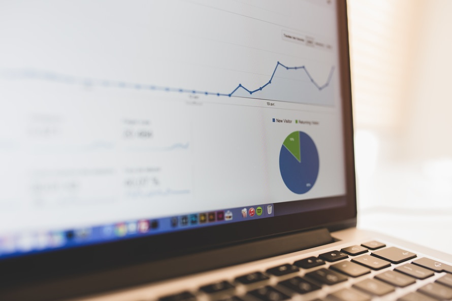 There are thousands of reports in Analytics. How do you find the best one for your business? Image via Pexels.