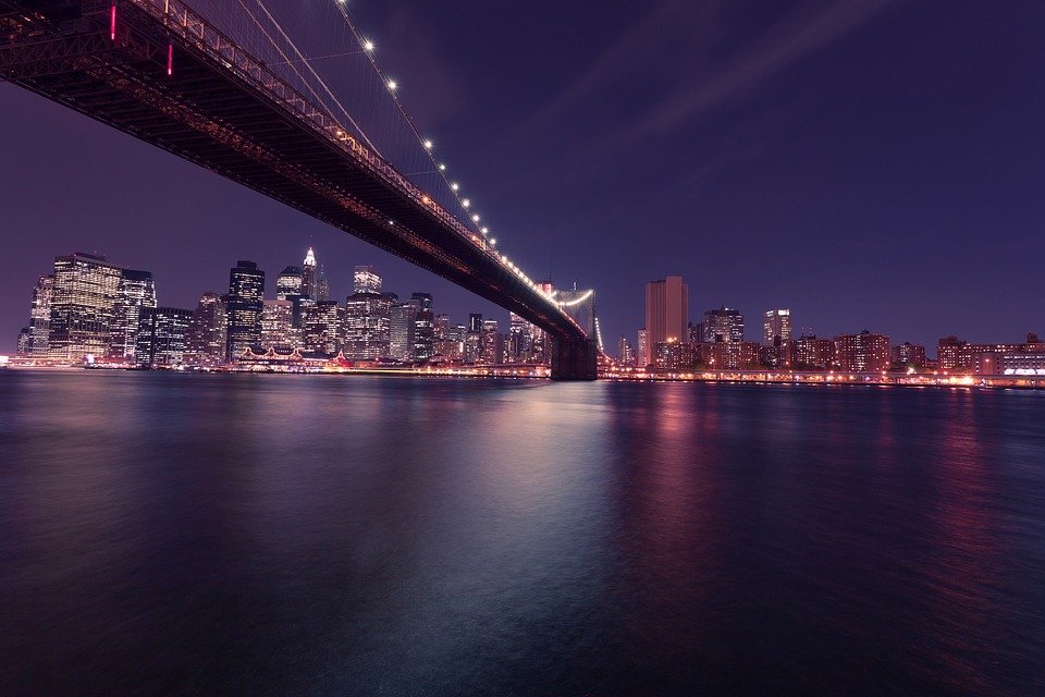 From our first office in San Francisco to our newest in New York, the team is making big moves! Image via Pixabay.