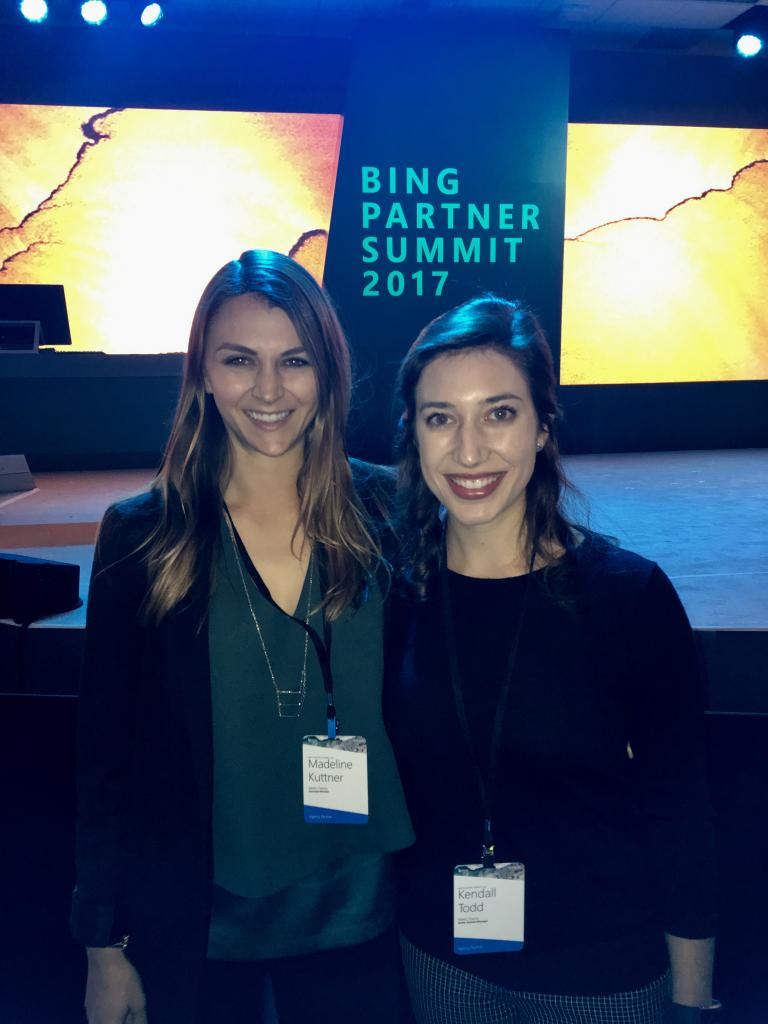 Bing Partner Summit