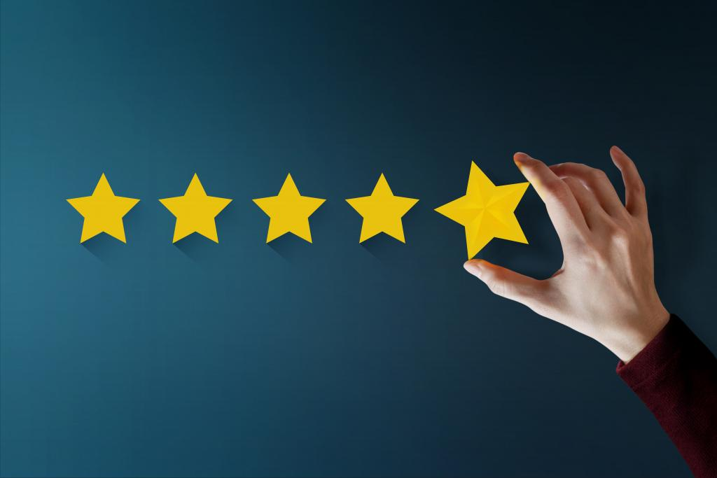 Rank Above Your Google Shopping Competitors By Optimizing Product Ratings