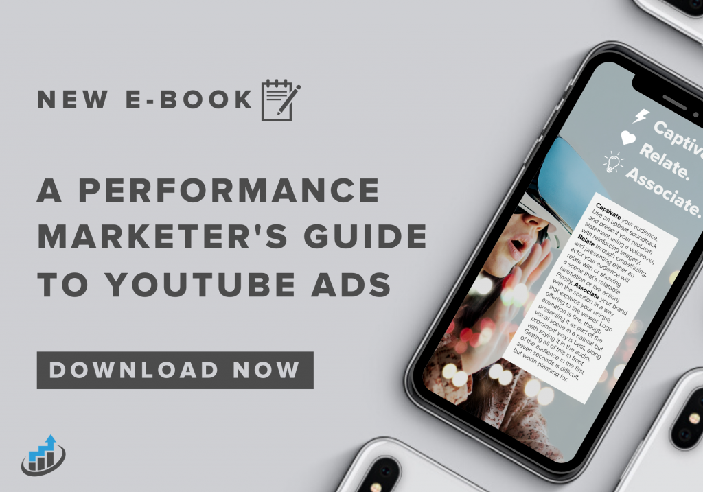 New E-Book: A Performance Marketer's Guide to YouTube Ads
