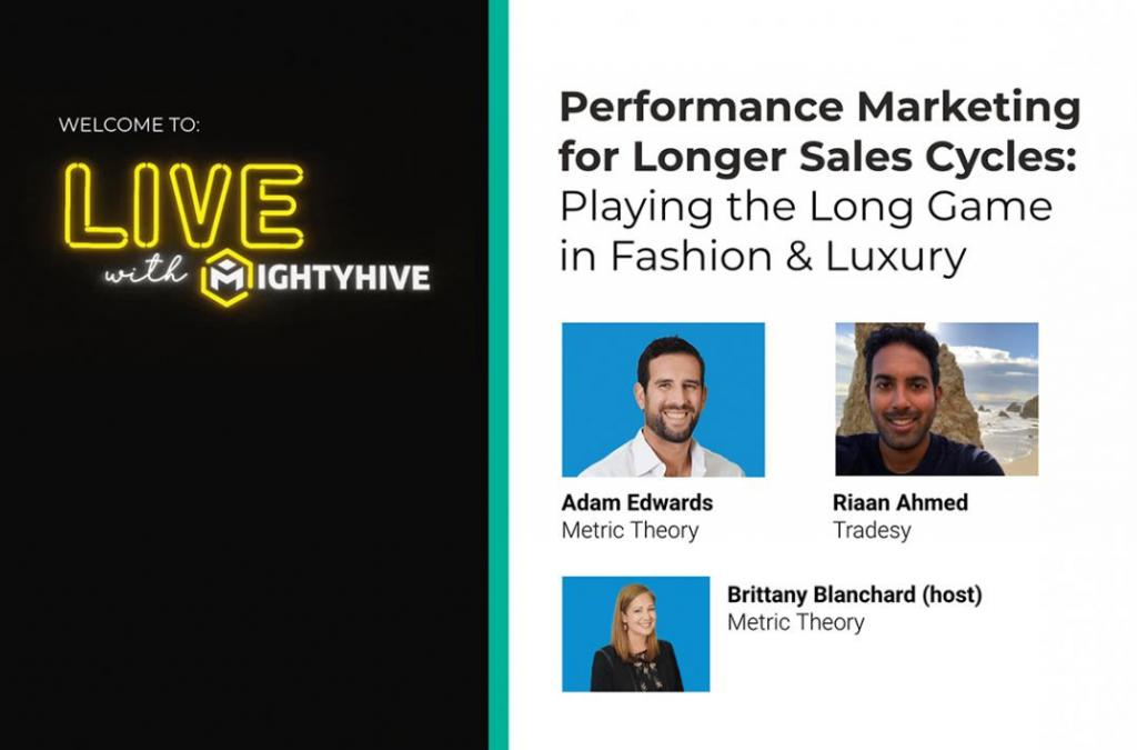 Balancing Performance and Brand: Lessons from Luxury Fashion Marketplace Tradesy