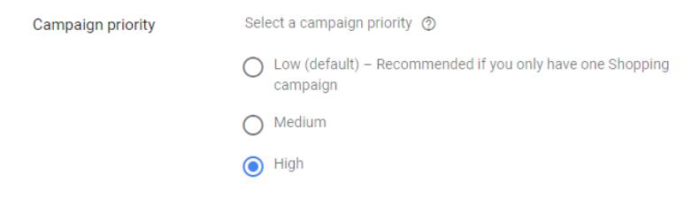 Non-Brand Campaign Settings